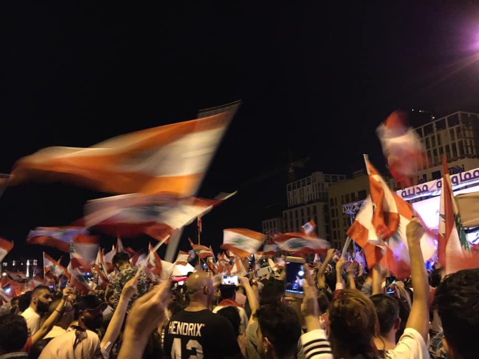 Liban, Algérie : d'un révolution, l'autre