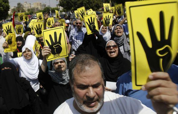 Egypte Freres ennemis